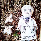 Народные сувениры ручной работы. Ярмарка Мастеров - ручная работа Ангел-Хранитель кукла в русском стиле.пасхальный ангел в подарок семье. Handmade.