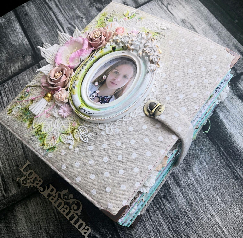 Подарочный фотоальбом для девушки на 160+ фотографий, Фотоальбомы, Челябинск,  Фото №1