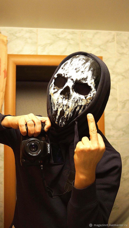 большие угловые картинка маска с ножами вообще морду