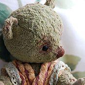 Куклы и игрушки ручной работы. Ярмарка Мастеров - ручная работа Тедди Григ. Handmade.