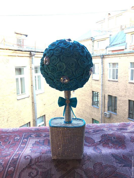 Комплекты аксессуаров ручной работы. Ярмарка Мастеров - ручная работа. Купить Роза ручной работы. Handmade. Роза из ткани