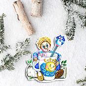Картины ручной работы. Ярмарка Мастеров - ручная работа Иллюстрации, рисунки акварелью на заказ - куклы, персонажи, игрушки. Handmade.