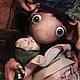 """Сказочные персонажи ручной работы. Ярмарка Мастеров - ручная работа. Купить Авторская кукла """"цветочный эльф - ФЛАЦИ"""". Handmade. ЛивингДолл"""