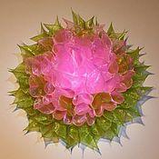 Украшения ручной работы. Ярмарка Мастеров - ручная работа Цветок из лент. Handmade.
