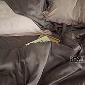 Для дома и интерьера handmade. Livemaster - original item Tensel bed linen (100% tencel) - eucalyptus fiber