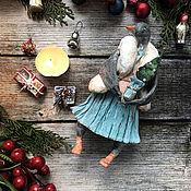 Сувениры и подарки handmade. Livemaster - original item Copy of Goose. Handmade.