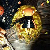 """Куклы и игрушки ручной работы. Ярмарка Мастеров - ручная работа Кукла ручной работы """"Тыковка"""". Handmade."""
