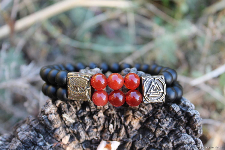 Bracelet stone of the Viking, Hard bracelet, Volgograd,  Фото №1