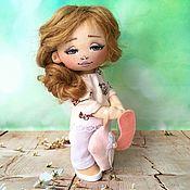 Куклы и пупсы ручной работы. Ярмарка Мастеров - ручная работа Кукла текстильная ручной работы. Handmade.