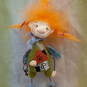 Куклы и игрушки ручной работы. Ярмарка Мастеров - ручная работа Апрелька. Handmade.