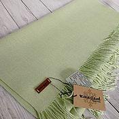 Аксессуары handmade. Livemaster - original item Scarves: Handmade woven scarf made of Italian yarn silk. Handmade.