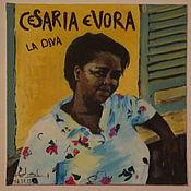 Картины и панно ручной работы. Ярмарка Мастеров - ручная работа Cesaria Evora La Diva .... Handmade.