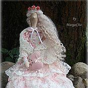 """Куклы и игрушки ручной работы. Ярмарка Мастеров - ручная работа Кукла с стиле тильда""""Одри-розовая мечта"""". Handmade."""