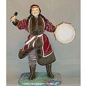 """Куклы и игрушки ручной работы. Ярмарка Мастеров - ручная работа Авторская кукла """"Музыка Солнцу!"""". Handmade."""