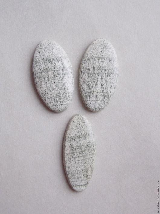 Для украшений ручной работы. Ярмарка Мастеров - ручная работа. Купить Скарн комплект кабошонов. Handmade. Кабошон, кабошон из камня