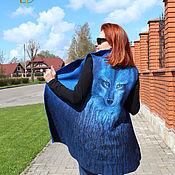 Одежда handmade. Livemaster - original item The author`s double-sided vest