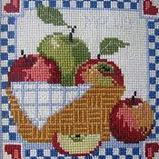 """Картины и панно ручной работы. Ярмарка Мастеров - ручная работа Картина """" Наливные яблочки"""". Handmade."""