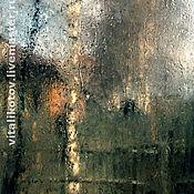 """Картины и панно ручной работы. Ярмарка Мастеров - ручная работа Фотокартина """"Рисунок на стекле"""". Handmade."""