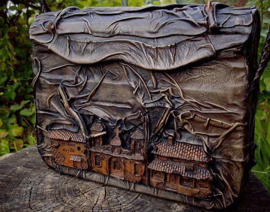 """Женские сумки ручной работы. Ярмарка Мастеров - ручная работа. Купить """"Макондо"""". Handmade. Каркас"""