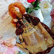 Куклы и игрушки ручной работы. Ярмарка Мастеров - ручная работа Мини-грелочка на чашку. Handmade.