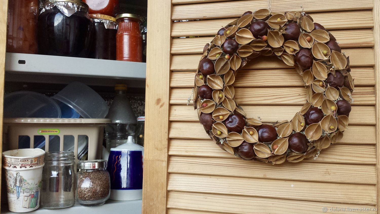 Венки: Интерьерный ароматный венок, Интерьерные венки, Севастополь,  Фото №1