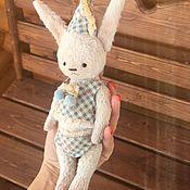 Мишки Тедди ручной работы. Ярмарка Мастеров - ручная работа Снежок. Handmade.