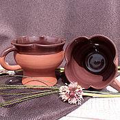 Чайные пары ручной работы. Ярмарка Мастеров - ручная работа Чайная пара в стиле средневековья. 14-15 век.. Handmade.