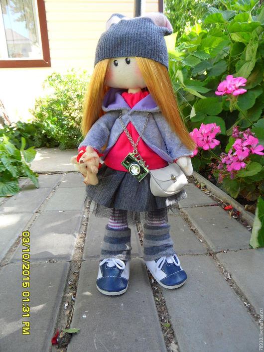 Куклы тыквоголовки ручной работы. Ярмарка Мастеров - ручная работа. Купить куклы  тильды большеножки. Handmade. Кукла ручной работы