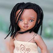 Куклы и игрушки ручной работы. Ярмарка Мастеров - ручная работа Зери, шарнирная фарфоровая кукла. Handmade.