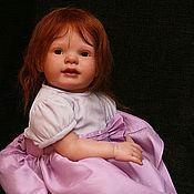 Куклы и игрушки ручной работы. Ярмарка Мастеров - ручная работа Киттен кукла-реборн. Handmade.