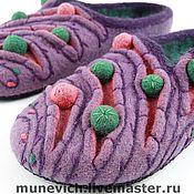 Обувь ручной работы. Ярмарка Мастеров - ручная работа Закат в Цветущем Саду. Handmade.