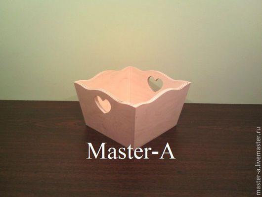 Конфетница-сухарница-хлебница – 25 - заготовка для декупажа