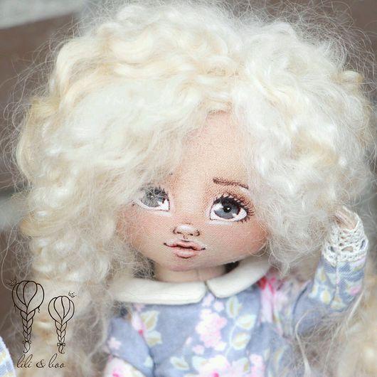 Коллекционные куклы ручной работы. Ярмарка Мастеров - ручная работа. Купить Аглая. Handmade. Авторская игрушка, doll art