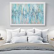 Картины и панно handmade. Livemaster - original item Painting interior Textural abstraction. Handmade.