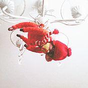 Куклы и игрушки ручной работы. Ярмарка Мастеров - ручная работа Обезьян Мартын. Handmade.