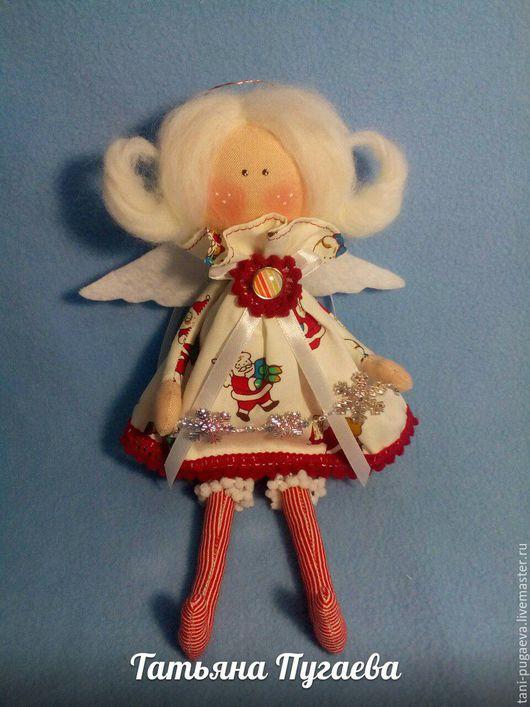 Куклы Тильды ручной работы. Ярмарка Мастеров - ручная работа. Купить Кукла Ангел. Handmade. Белый, ангелочек, ангел тильда