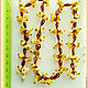 beads 'bumps' amber. Necklace. Frollena II. Natural Baltic amber. My Livemaster. Фото №5