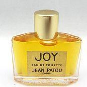 Винтаж ручной работы. Ярмарка Мастеров - ручная работа Joy Jean Patou 3 мл  едт винтажная миниатюра. Handmade.