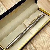 Канцелярские товары handmade. Livemaster - original item Pen gift engraved Galant 004. Handmade.