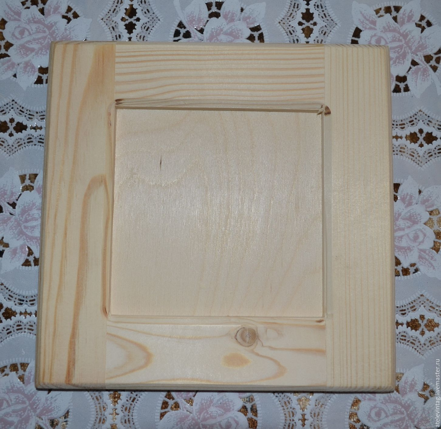 Panels 20h20h088 cm, billet, Blanks for decoupage and painting, Tula,  Фото №1