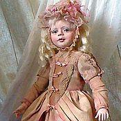 """Куклы и игрушки ручной работы. Ярмарка Мастеров - ручная работа авторская кукла """"Амалия""""-. Handmade."""