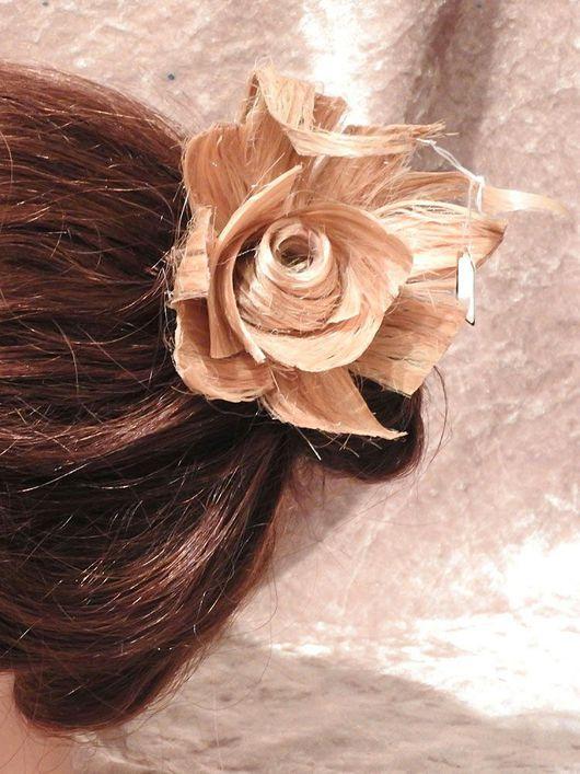Свадебные украшения ручной работы. Ярмарка Мастеров - ручная работа. Купить Заколка из волос .готовая работа.изготовляем на заказ Цена с50%скидкой. Handmade.