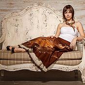 Юбки ручной работы. Ярмарка Мастеров - ручная работа Юбка макси, юбка шерстяная,яркая длинная юбка Крыло Скалистого Дракона. Handmade.