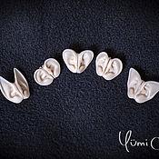 Материалы для творчества handmade. Livemaster - original item Ears for Blythe.Five original designs.. Handmade.
