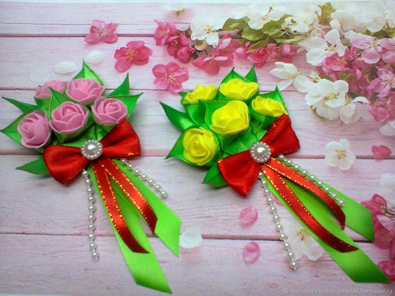 Букетик роз, Магниты, Гаврилов Ям,  Фото №1