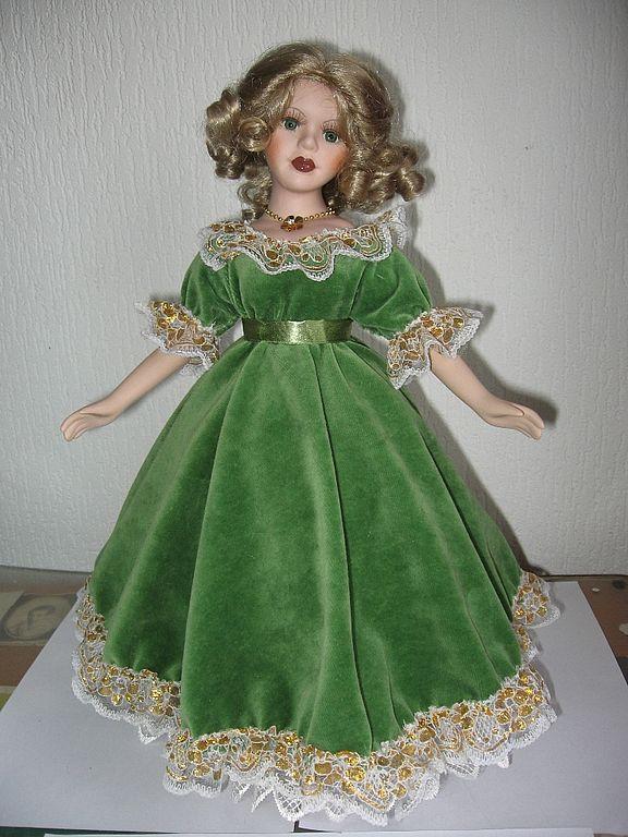 нарядные платья для кукол своими руками фото вам требуется для