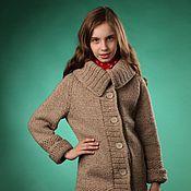 Одежда ручной работы. Ярмарка Мастеров - ручная работа Пальто «В большом городе». Handmade.