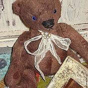 Куклы и игрушки ручной работы. Ярмарка Мастеров - ручная работа Клео-Плюшевый мишка ,24 см. Handmade.