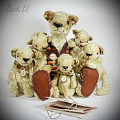 Куклы и игрушки ручной работы. Ярмарка Мастеров - ручная работа Самый лучший в мире Дед!. Handmade.