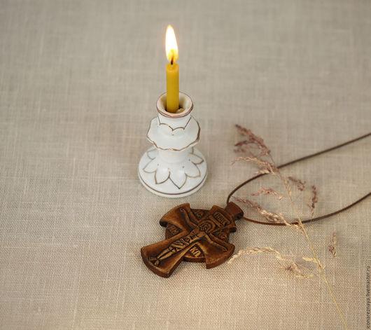 `Новгород` - деревянный нательный крест-распятие. Деревянный крест. Крест из дерева. Православный крест. Крест из кипариса. Кипарисовый крест. Кельтский крест. Новгородский крест